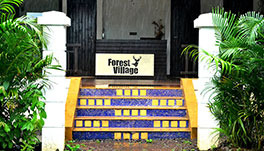 Forest Village Holiday Homes - Receiption